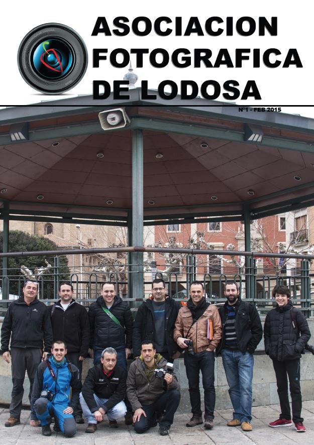 Revista Asociacion Fotografica de Lodosa Nº1