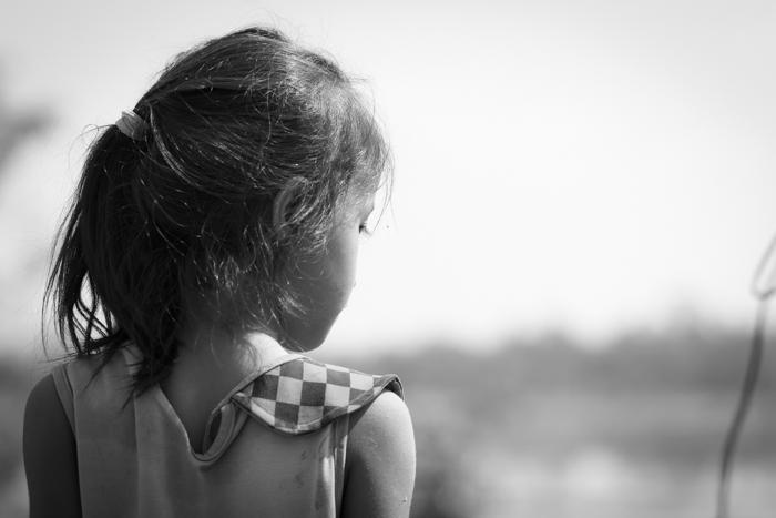 Los niños de Camboya