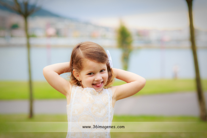 Fotografia infantil: Naiara