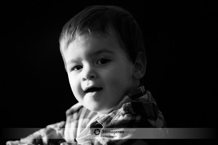Fotografia infantil: Elia & Ander