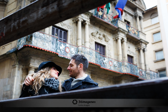 Javier & Paola