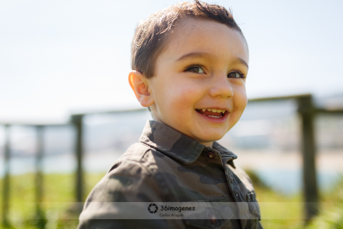 Fotografia infantil: Hugo